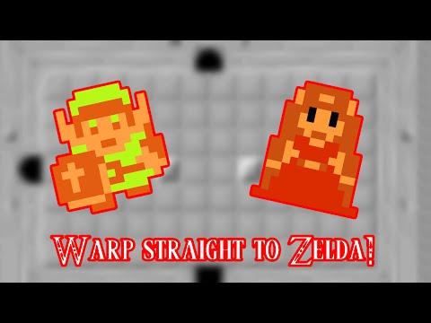 Legend of Zelda is Beat in Under 3 minutes