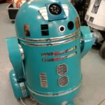 Art Deco R2-D2 Looks Like A Retro Appliance