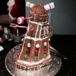This Gingerbread Dalek Looks Too Amazing to EXTERMINATE!