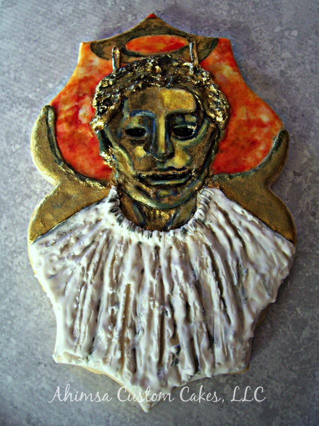 Doctor Who Heavenly Host Cookie