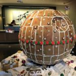 This Gingerbread Death Star Is How The Empire Celebrates Christmas