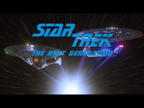 Star Trek: The Next Generation / First Contact Metal Cover