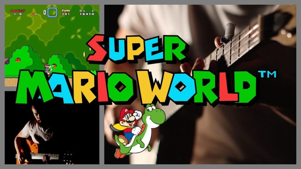 Super Mario World Music Cover