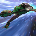 LEGO Klingon Bird Of Prey Uses 25,000 LEGO Bricks