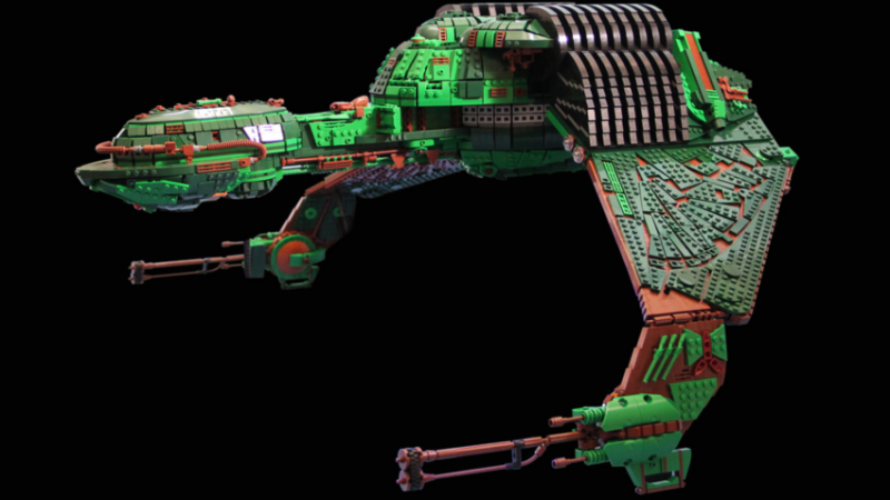 LEGO Klingon Bird of Prey