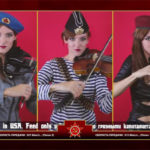 Command & Conquer Red Alert 3 Soviet Theme Violin Cover