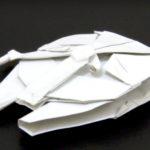 Incredible Star Wars Origami Tutorial Videos