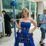 Fantastic TARDIS Dress Cosplay