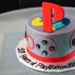 Sweet Sony PlayStation Cake