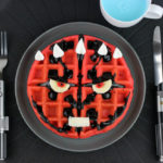 Darth Maul Waffles Are The Perfect Star Wars Breakfast