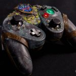 Amazing Legend of Zelda Controller Mod for the Wii U