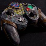 Amazing Legend of Zelda Controller Mod for the Wii U