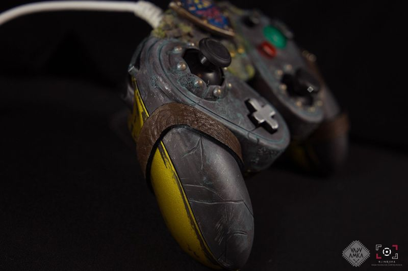 Legend of Zelda Controller Mod Fight Controller