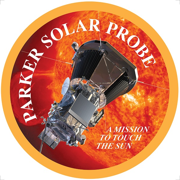 Send Your Name To The Sun Parker Solar Probe Logo