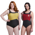 Star Trek TNG One-Piece Swimsuits