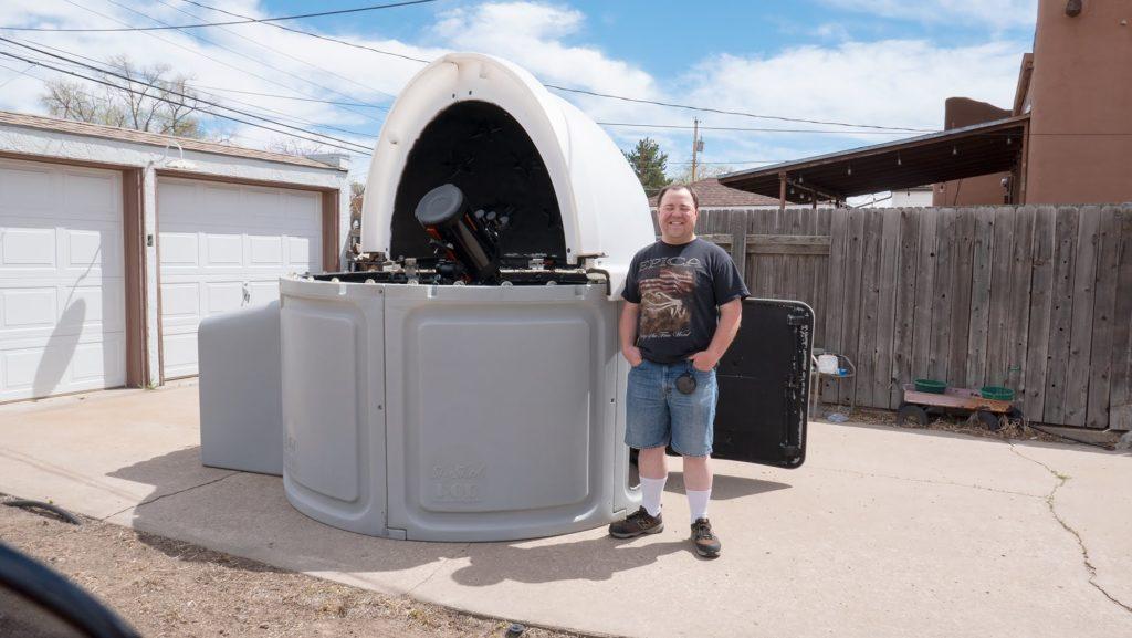 My Observatory SkyShed POD XL3
