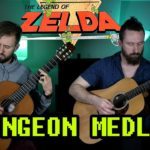 Legend of Zelda Dungeon Medley