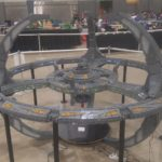 LEGO Deep Space Nine Made from 70,000+ LEGO Bricks