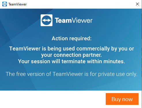Teamviewer Commercial Use