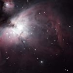 My Latest Astrophoto:  The Orion Nebula (M42)