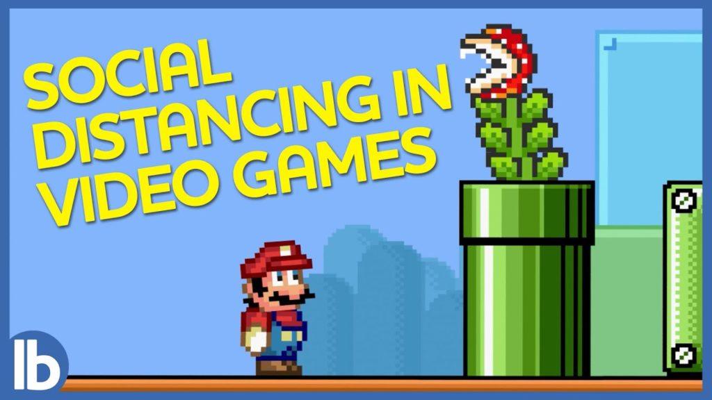 Social Distancing in Video Games