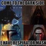 Show Us Your Geeky Masks For Fighting COVID-19