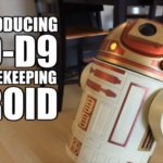 Amazing R9-D9 Housekeeping Droid Is the Droid You Are Looking For