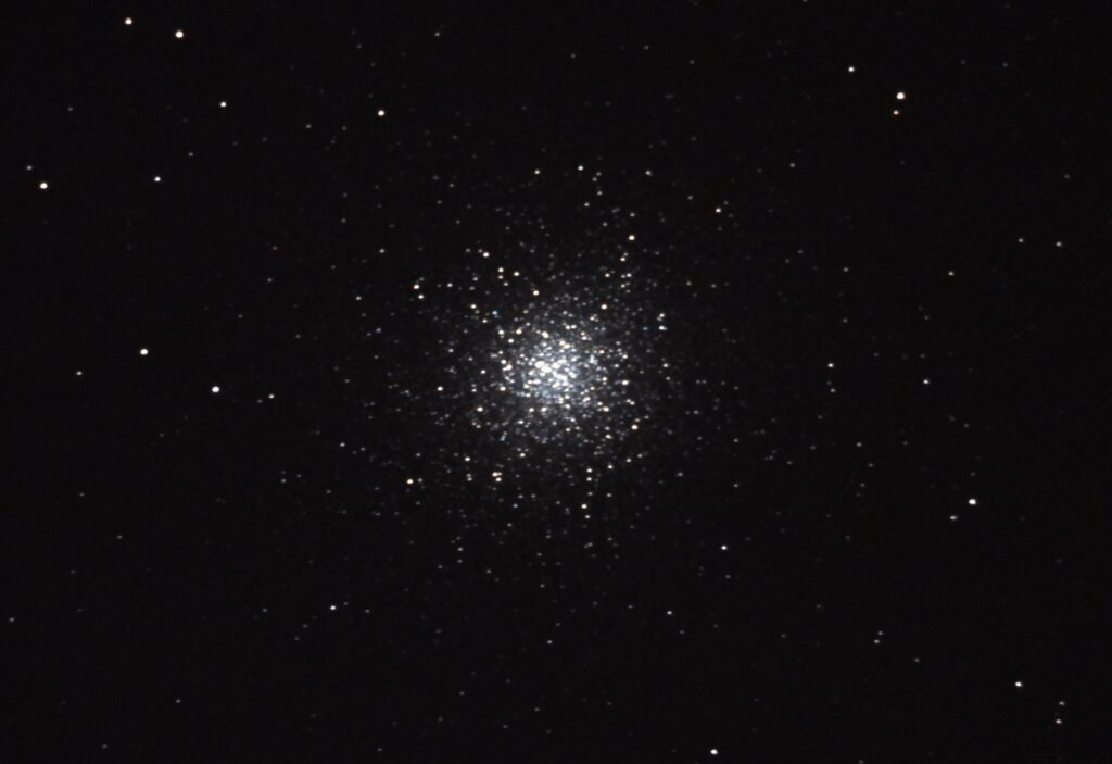 Messier 13, The Great Globular Cluster in Hercules