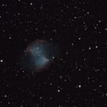 Another New Astrophoto!  The Dumbbell Nebula!