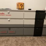 Custom Painted NES Dresser