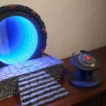 DIY Stargate Powered By A Raspberry Pi