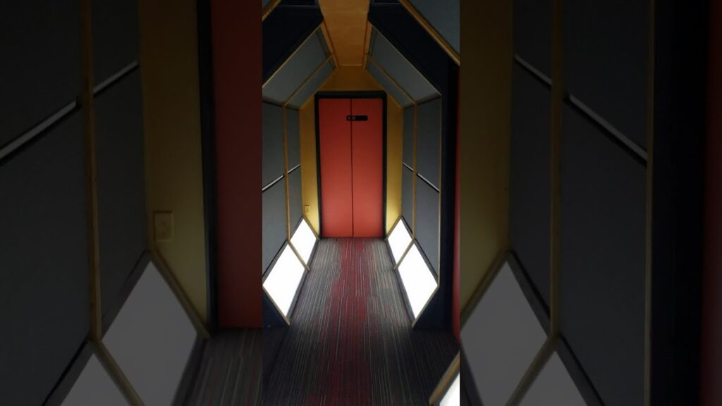 Star Trek and TARDIS Basement