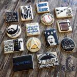 Amazing Star Trek Sugar Cookies