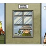 If technology names were literal [cartoon]