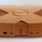 Wooden Xbox and controller [pics]