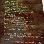 Code Birthday Cake [pic]