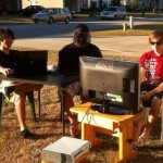When geeks play outside [pic]