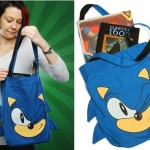 Sonic the Hedgehog tote bag [pic]