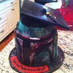 Boba Fett Graduation Cake [pic]