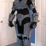 Wearable LEGO Master Chief Armor [pic]