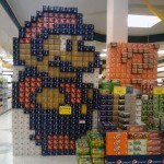 Another amazing Super Mario Bros pop can display [pic]