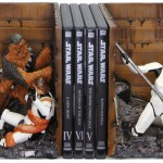 Star Wars Trash Compactor Bookends [pic]