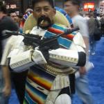 Stormtrooper Bandito cosplay [pic]