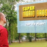 Real life Super Mario Bros is also a shooter
