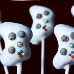 Xbox 360 controller cupcake pops [pic]