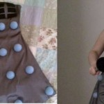 DIY Doctor Who Dalek Dress [pic]