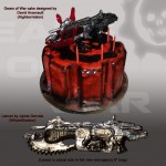 Gears of War Birthday Cake [pic]