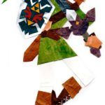 Awesome Link Paper Collage [pic]