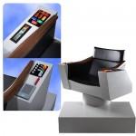 Star Trek Original Series Replica Captain's Chair [pic]