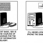 Syncing = Computer Sex [comic]